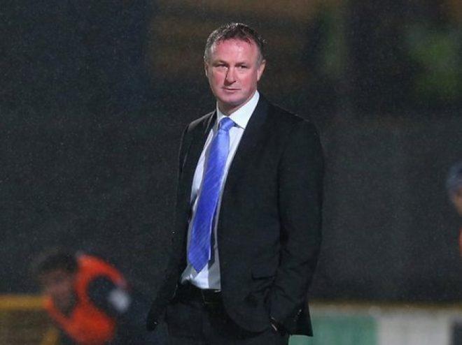 Майкл О`Нил — менеджер сборной Северной Ирландии, Евро-2016