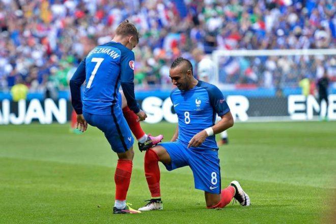 Обзор матча Германия — Франция