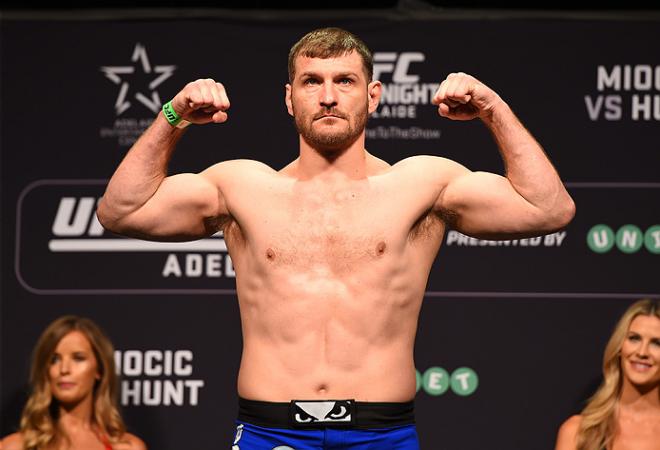 Стипе Миочич — новая хорватская звезда UFC