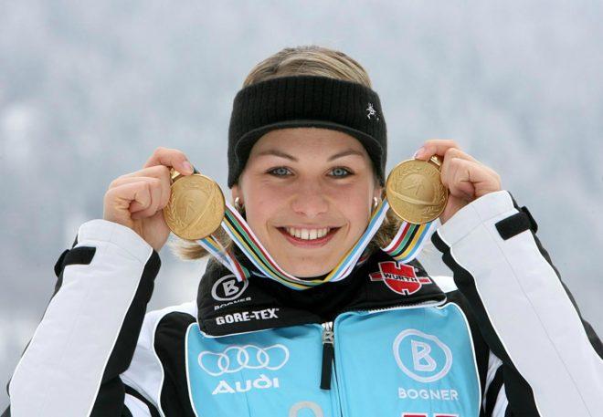 Biathlon-WM - Magdalena Neuner