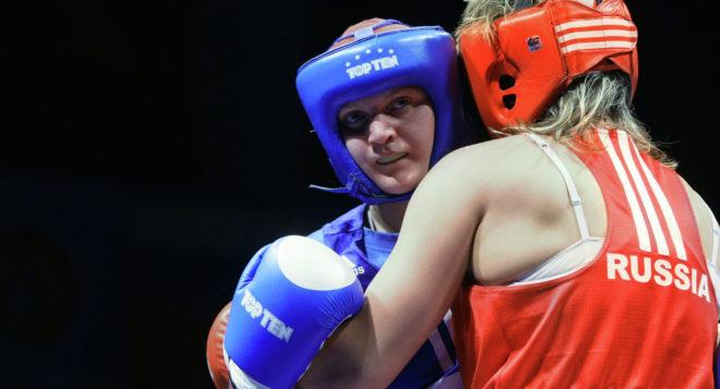 Сезон бокса 2017 для российской женской сборной начнётся в феврале