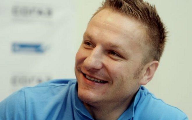 Дарюс Каспарайтис выйдет за Литву