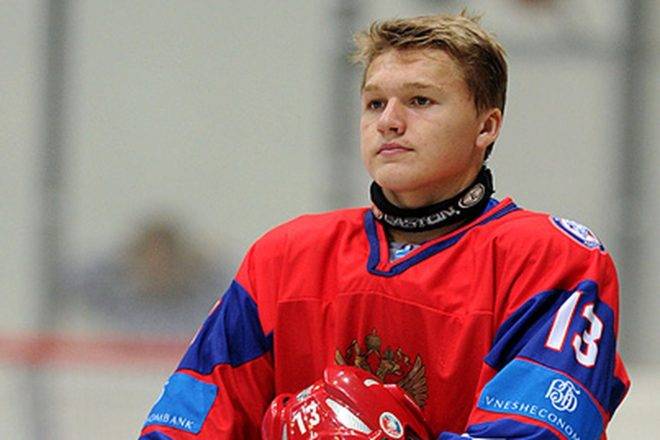 Капризов лидирует в рейтинге самых перспективных хоккеистов мира