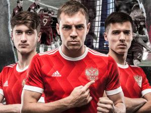 Результаты сборной России в мировом рейтинге