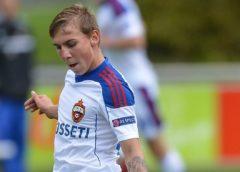 ЦСКА возлагает на Александра Макарова большие надежды