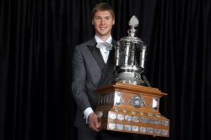 Третьяк высоко оценил признание Бобровского лучшим голкипером НХЛ