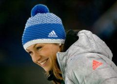 Гордость немецкого биатлона – Магдалена Нойнер  не присутствовала на церемонии своего включения в Зал славы немецкого спорта