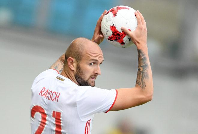Полузащитник Рауш будет играть за клуб «Кельн» до 2021 года