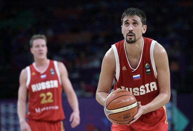 Шведу, Воронцевичу и Курбанову придётся пропустить пару отборочных матчей в рамках Кубка мира по баскетболу
