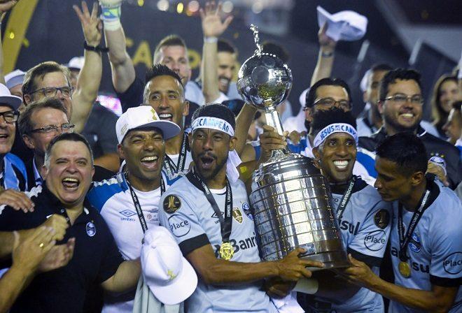 Определилась лучшая команда Латинской Америки