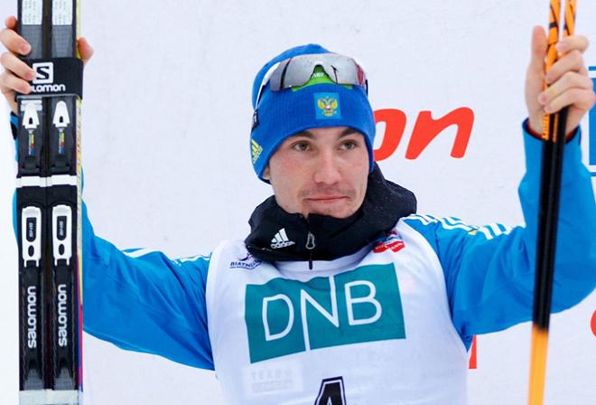 Биатлонист Логинов не будет принимать участие в этапе Кубка мира в Осло