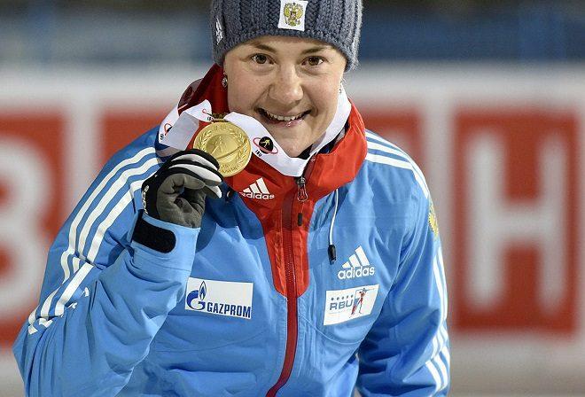 Юрлова-Перхт включена в состав сборной России на чемпионате мира по летнему биатлону в Чехии
