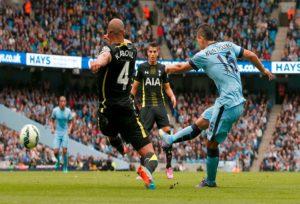 Тоттенхэм — Манчестер Сити, отчет матча чемпионата Англии по футболу
