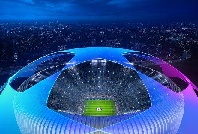 Лига Чемпионов 2018/19. 1/8. «Аякс» (Амстердам, Нидерланды) — «Реал М» (Мадрид, Испания)